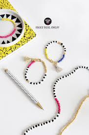 beads bracelet diy images My diy beaded tassel jewelry jpg