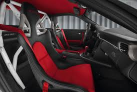Gt3 Interior 2012 Carrara Porsche 911 Gt3 Rs 4 0 Interior Seats Eurocar News