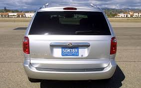 2004 chrysler town and country information and photos zombiedrive