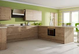 cuisine en bois cuisine moderne bois chêne