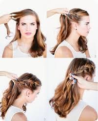 Frisuren Zum Selber Machen by Einfache Frisuren Lange Haare Selber Machen Asktoronto Info