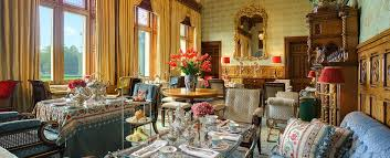 traditional afternoon tea ireland ashford castle hotel