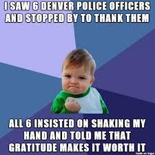 Gratitude Meme - they are selfless people meme on imgur