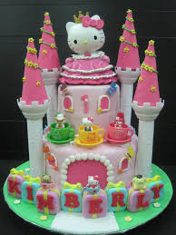 birthday cakes fantastic hello kitty cake decorating ideas fancy
