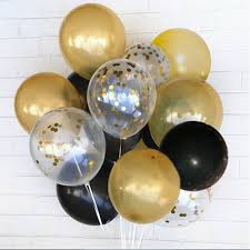 silver balloons 12 inches of confetti balloons 50p 10p pink purple silver gold