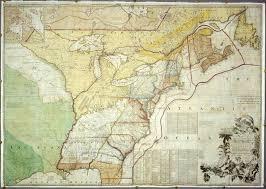 chart of the thirteen original colonies