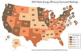 Massachusetts State Map by Massachusetts California Vermont Retain Lead In Aceee Energy