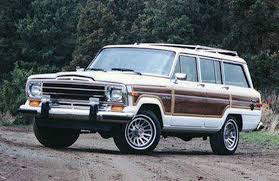 why you should buy a 1980s jeep grand wagoneer right now the