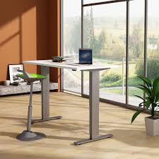 Sit Stand Desk Electric by Qdos