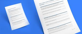 Home Design Client Questionnaire by Quality Leads With This White Label Client Questionnaire