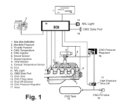 patent us7019626 multi fuel engine conversion system and method