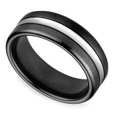 mens wedding bands cobalt black satin s wedding ring in cobalt https www brilliance