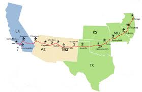Map Of Route 66 From Chicago To California by Odyssey 2017 Historic Route 66 U2013 Nimblewill Nomad