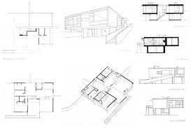 Saltbox House Floor Plans Rose Seidler House Floor Plan House And Home Design