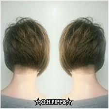 layered buzzed bob hair layered inverted bob hairstyles medium bob hairstyles back view