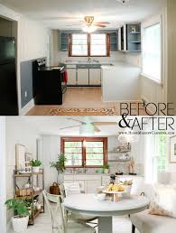 small cottage kitchen remodel the plumbing is in home made by kitchen before and after contemporary cottage style