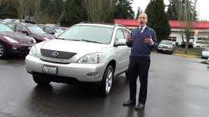 2007 lexus rx 350 base reviews 2005 lexus rx330 review in 3 minutes you u0027ll be an expert on the