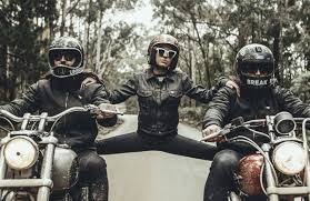 motorcycle riding clothes riding gear saint stretch denim return of the cafe racers