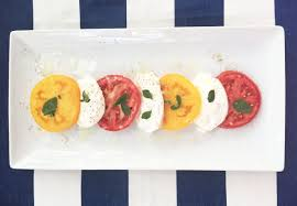 What Does The Italy Flag Look Like The History Of Caprese Salad Insalata Caprese Your Personal Chef