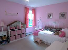 girls pink and purple bedding pink and white bedrooms dark brown wooden platform bed nice