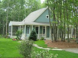 Screened Porch Plans Small Cottage House Plans Do Love A Little Cottage In The Woods