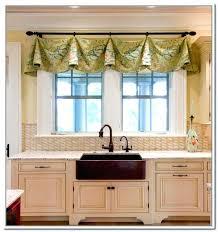 kitchen valances ideas modern kitchen curtain ideas fabulous large bathroom window