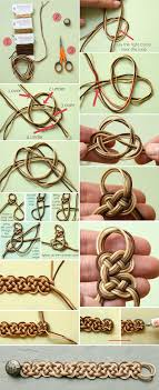 make knot bracelet images 16 pretty bracelet tutorials crafty pinterest diy jewelry png