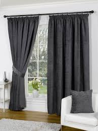 Steel Grey Curtains Splendid Steel Grey Curtains Designs With Living