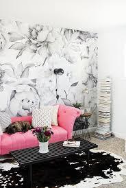 Wallpaper To Decorate Room Best 25 Diy Wallpaper Ideas On Pinterest Inspiration Wall