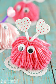 Valentine S Day Decorations For Classroom by 21 Valentine U0027s Day Crafts For Kids Fun Heart Arts And Crafts