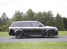 range rover autobiography 2016 2016 mansory range rover autobiography prolonged modcarmag