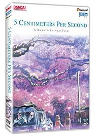 amazon com 5 centimeters per second 5 centimeters per second