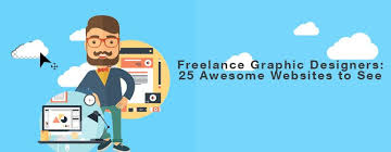 freelance designer freelance graphic designers 25 awesome websites to see