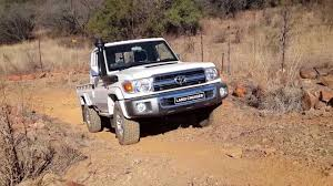 land cruiser pickup accessories landcruiser launch 79 v8 youtube