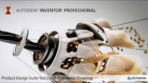 autodesk product design suite product design suite test drive drawing creation inventor
