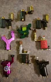my collection for 2014 archive the rotary tattoo machine forum