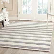 Grey Striped Rug Stripe Rugs Be Daring U0026 Add Impact With A Stripey Rug Kukoon