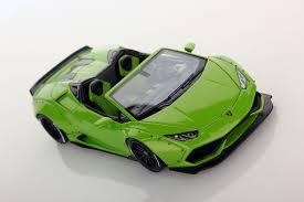 Lamborghini Huracan Models - lamborghini huracan spyder aftermarket 1 43 looksmart models