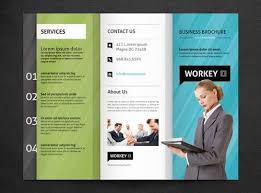 3 fold brochure template free 50 free attractive tri fold brochure templates ginva