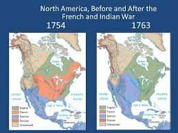 america map before and after and indian war usi powerpoint mr lipman chapter three americans ppt
