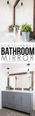 bathroom mirror ideas cottage mirrors for bathrooms home design ideas and pictures
