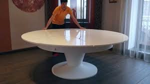 Expanding Table by Expanding Table Retable White 2 0 Youtube