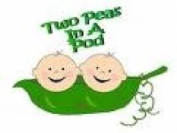 2 peas in a pod two peas in a pod