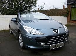 peugeot 307 cc peugeot 307 cc 2 0 16v s 2dr service his auto fold mirror u2013 cc u0026c