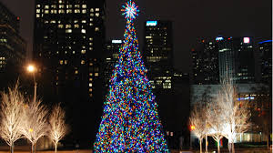 Outdoor Christmas Trees by Commercial Christmas Trees Made In The Usa Manufacturing The