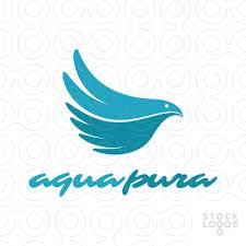 pura sale exclusive customizable logo for sale aqua pura dove logo