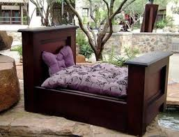 fancy dog beds made out of night stand tables fancy dog beds for