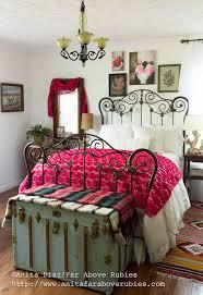 Winter Room Decorations - far above rubies diy moroccan wedding blanket and cozy winter bedroom
