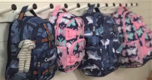 Pottery Barn Mackenzie Backpack Pottery Barn Kids Backpacks As Low As 15 75 Shipped Regularly