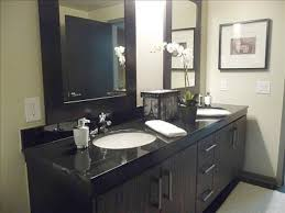 Antique Black Bathroom Vanity by Modern And Elegance Black Bathroom Vanity For Urban Yonehome